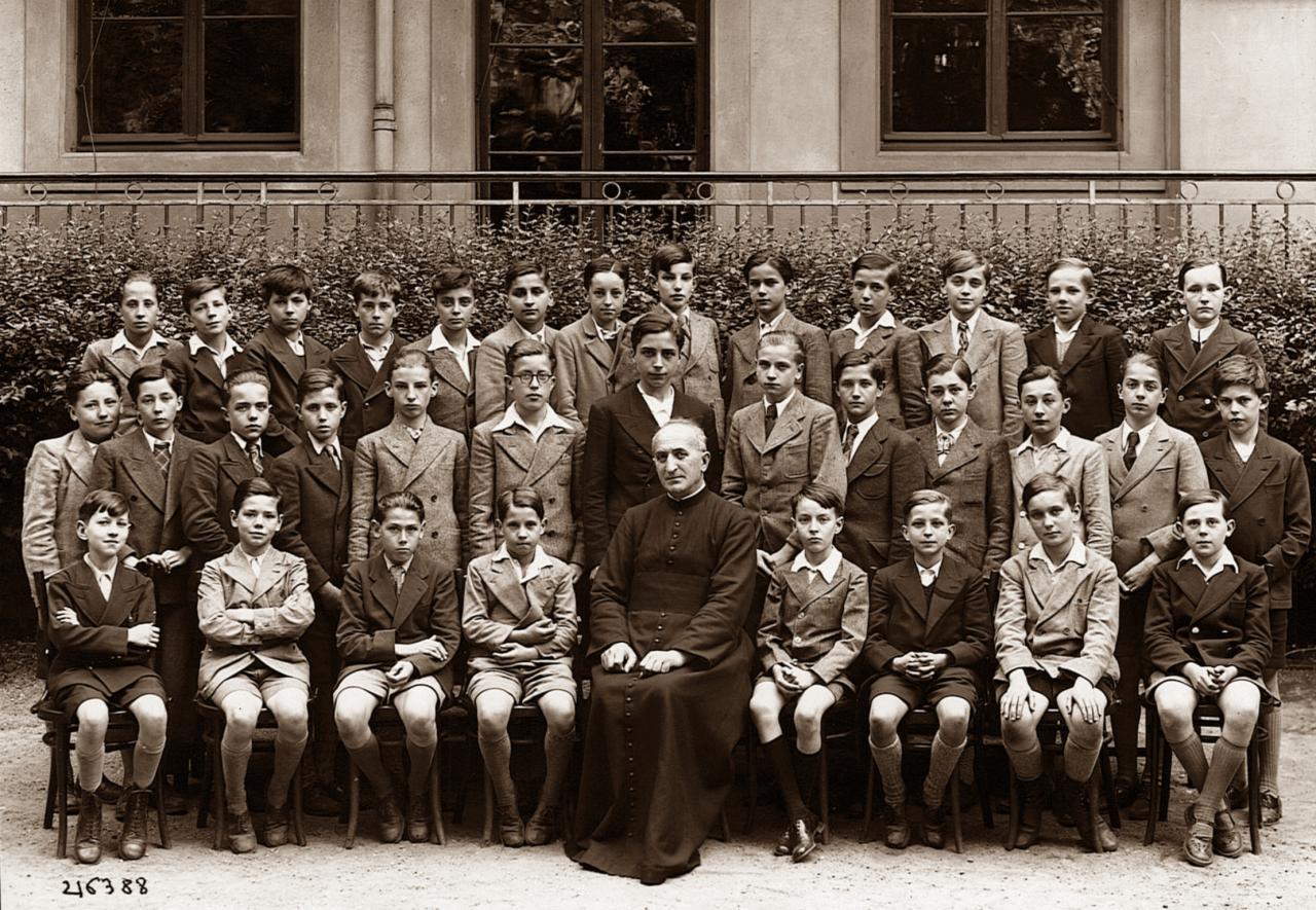 Année scolaire 1933-34