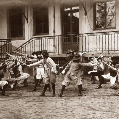 Bateleurs et mousquetaires 1911