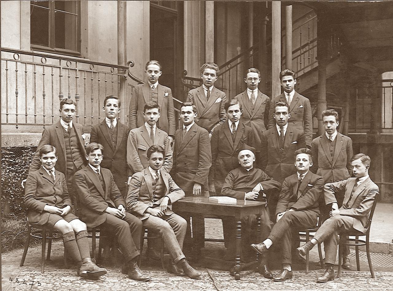 classe de philosophie 1925-26