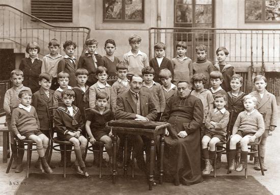 division élémentaire 1925-26