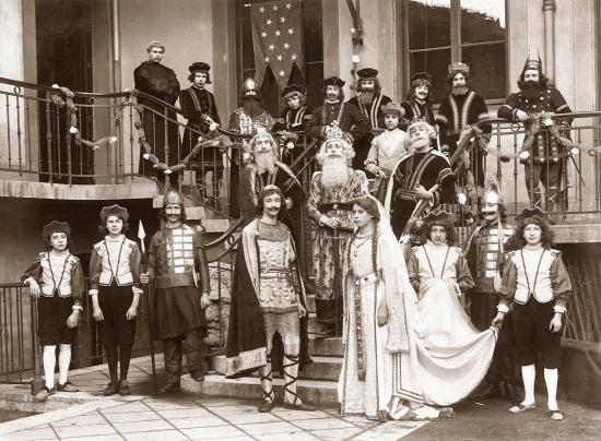 Et encore d'autres costumes... (1912)