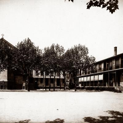 Le Centre Ozanam en 1911