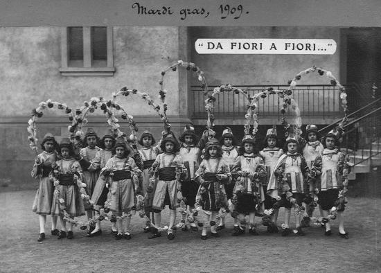 Mardi Gras 1909