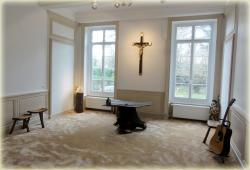 Maison de Chavril : la Chapelle